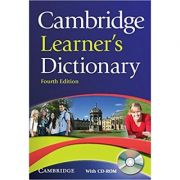 Cambridge: Learner's Dictionary (with CD-ROM)