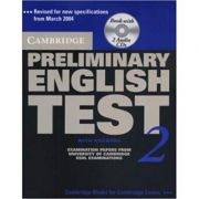 Cambridge: Preliminary English Test 2 - Self-study Pack: Examination Papers from the University of Cambridge