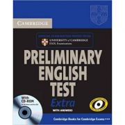 Cambridge: Preliminary English Test Extra - Self Study Pack