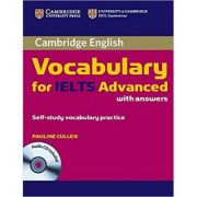 Cambridge: Vocabulary for IELTS - Advanced Band 6. 5+ (with Answers and Audio CD)