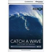 Catch a Wave: The Story of Surfing (Beginning) - Genevieve Kocienda