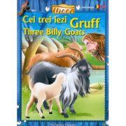 Cei trei iezi Gruff - Arpita Barua