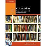 CLIL - Activities with CD-ROM: A Resource for Subject and Language Teachers (Cambridge Handbooks for Language Teachers)