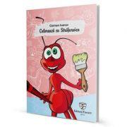 Coloreaza cu Strafurnica - carte de colorat - Carmen Ivanov