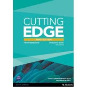 Cutting Edge 3rd Edition Pre-Intermediate Students Book and DVD Pack - Peter Moor