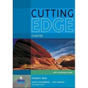 Cutting Edge Starter Students Book and CD-ROM Pack - Sarah Cunningham