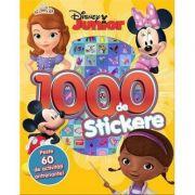 Disney Junior. 1000 de stickere