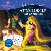Aventurile lui Rapunzel. Citesc si ma joc - Disney