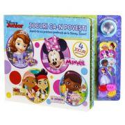 Jocuri ca-n povesti. Joaca-te cu prietenii preferati de la Disney Junior! - Disney