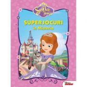 Sofia Intai. Superjocuri in Misteria - Disney