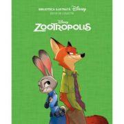 Disney: Zootropolis. Biblioteca Ilustrata