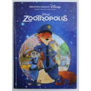 Disney: Zootropolis Biblioteca magica
