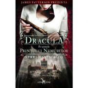 Dracula. Pe urmele Printului Nemuritor (volumul 2, seria Anchetele lui Audrey Rose) - Kerri Maniscalco