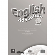 English Adventure Level 1 Posters - Anne Worrall
