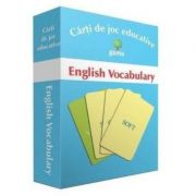 English Vocabulary. Carti de joc educative