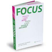 Focus. Priveste lumea altfel pentru a avea succes si influenta - Heidi Grant Halvorson, E. Tory Higgins