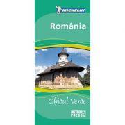 Ghidul Verde Michelin Romania - Ghid de calatorie Michelin