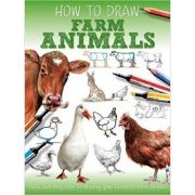 How to Draw - Farm Animals