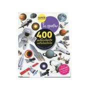 In spatiu - 400 de autocolante refolosibile, inspirate din natura