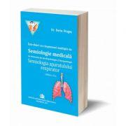 Intrebari cu raspunsuri multiple de Semiologie medicala cu elemente de morfopatologie si fiziopatologie. Semiologia aparatului respirator, editia a II-a - Dorin Dragos