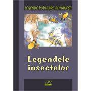 Legendele insectelor. Legende populare romanesti