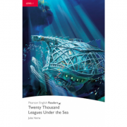 Level 1: 20, 000 Leagues Under the Sea Book and CD Pack - Jules Verne