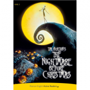 Level 2: Nightmare before Christmas Book and Multi-ROM with MP3 Pack - Daphne Skinner