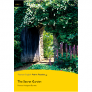 Level 2: The Secret Garden Book and Multi-ROM with MP3 Pack - Frances Hodgson Burnett
