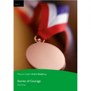 Level 3: Stories of Courage Book and Multi-ROM with MP3 Pack - Clare Gray