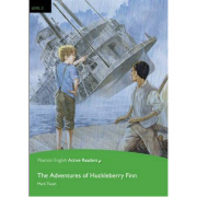 Level 3: The Adventures of Huckleberry Finn Book and Multi-ROM with MP3 Pack - Mark Twain