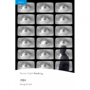 Level 4. 1984 Book and MP3 Pack - George Orwell