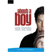 Level 4: About a Boy Book and Multi-ROM with MP3 Pack - Nick Hornby