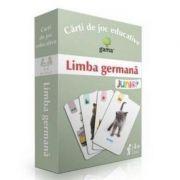 Limba Germana. Carti de joc educative