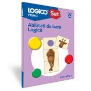 Logico Primo. Set. Abilitati de baza Logica (3+)