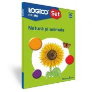 Logico Primo. Set. Natura si animale (3+)