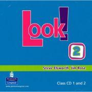 Look! 2 Class CD - Steve Elsworth