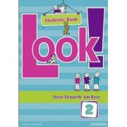 Look!: Look! 2 Students Book Students Book Level 2 - Steve Elsworth