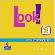 Look! 3 Class CD - Steve Elsworth