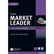 Market Leader 3rd Edition Advanced Coursebook & DVD-Rom Pack - Iwona Dubicka