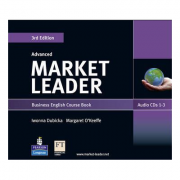 Market Leader 3rd edition Advanced Coursebook Audio CD (2) - Iwona Dubicka
