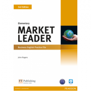 Market Leader 3rd Edition Elementary Practice File (with Audio CD) - John Rogers