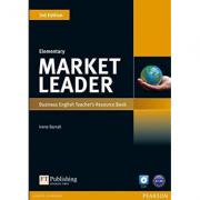 Market Leader 3rd Edition Elementary Teachers Resource Book (with Test Master CD-ROM) - Irene Barrall