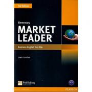 Market Leader 3rd Edition Elementary Test File - Lewis Lansford