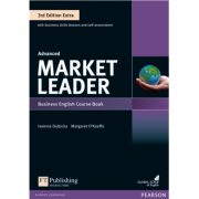 Market Leader 3rd Edition Extra Advanced Course Book + DVD-ROM - Margaret O'Keeffe