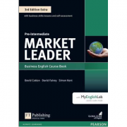Market Leader 3rd Edition Extra Pre-intermediate Course Book + DVD-ROM - Clare Walsh