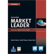 Market Leader 3rd Edition Intermediate Active Teach CD-ROM - David Cotton
