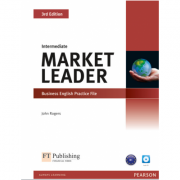 Market Leader 3rd Edition Intermediate Practice File (with Audio CD) - John Rogers