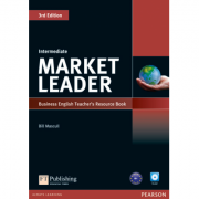 Market Leader 3rd Edition Intermediate Teachers Resource Book (with Test Master CD-ROM) - Bill Mascull