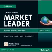 Market Leader 3rd Edition Pre-Intermediate Coursebook Audio CD (2) - David Cotton