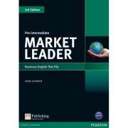 Market Leader 3rd Edition Pre-Intermediate Test File - Lewis Lansford